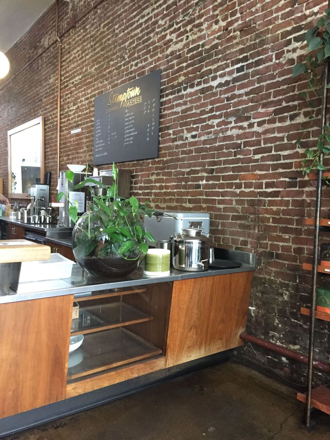 Stumptown Coffee Roasters, Portland