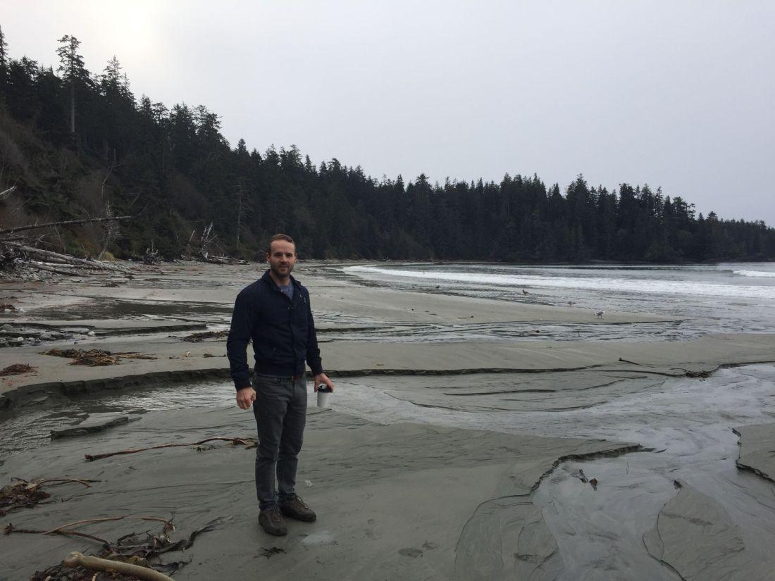 Half Moon Bay, Vancouver Island