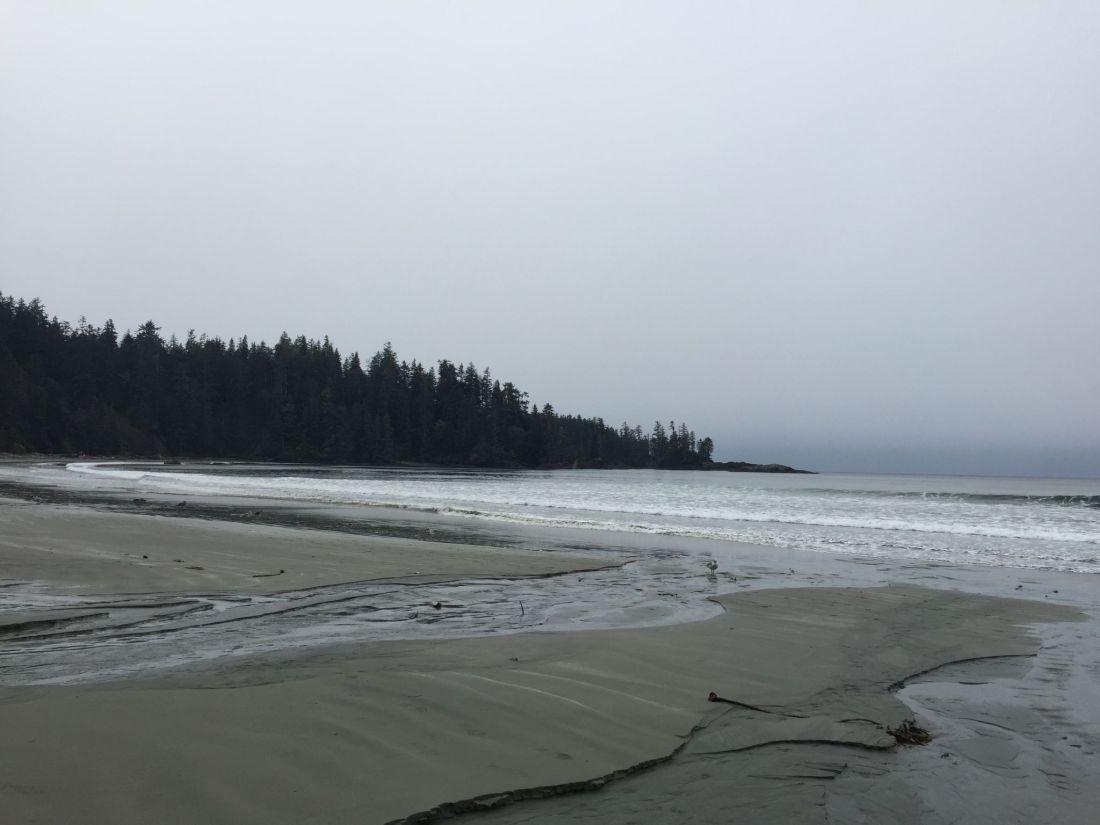 Half Moon Bay, Pacific Rim National Park