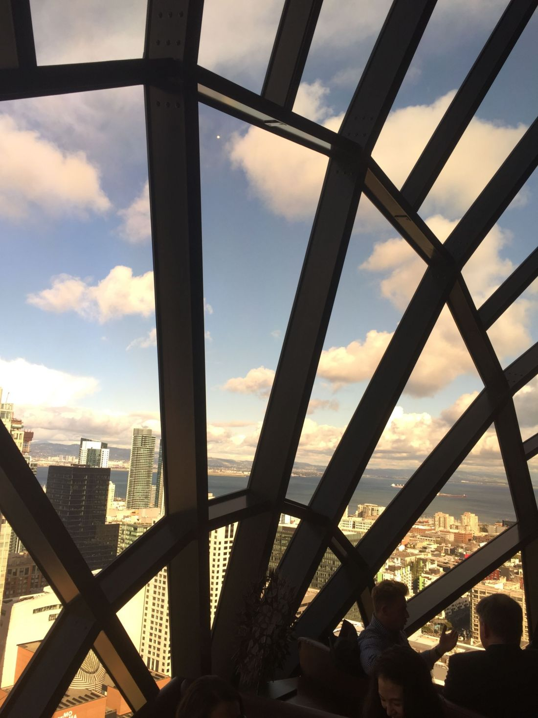 The View, Marriott Marquis, San Francisco