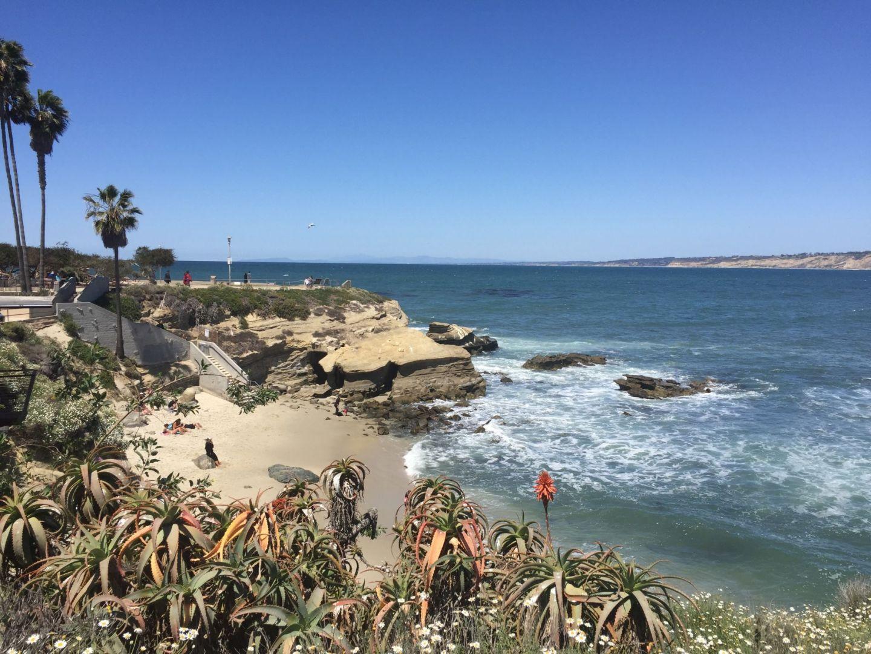 Beautiful La Jolla Cove, San Diego