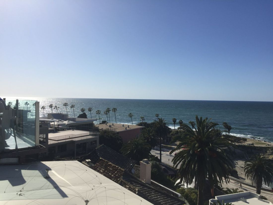 Views across La Jolla