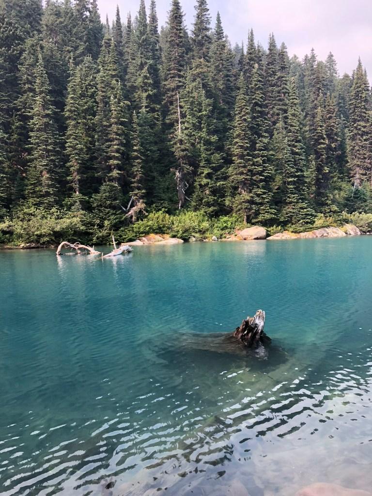 Garibaldi Lake, near Vancouver
