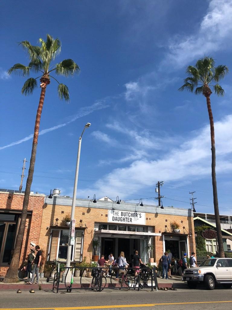 Los Angeles itinerary: Abbot Kinney Boulevard