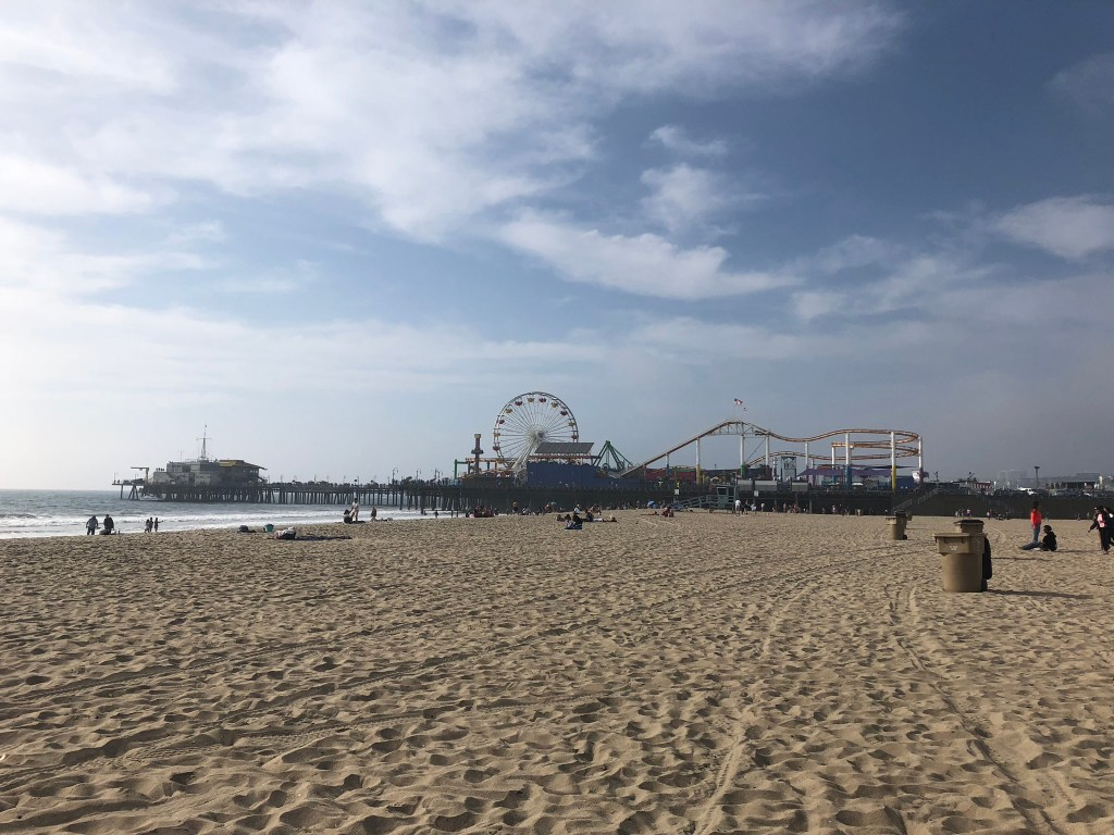 Los Angeles itinerary: Santa Monica, California