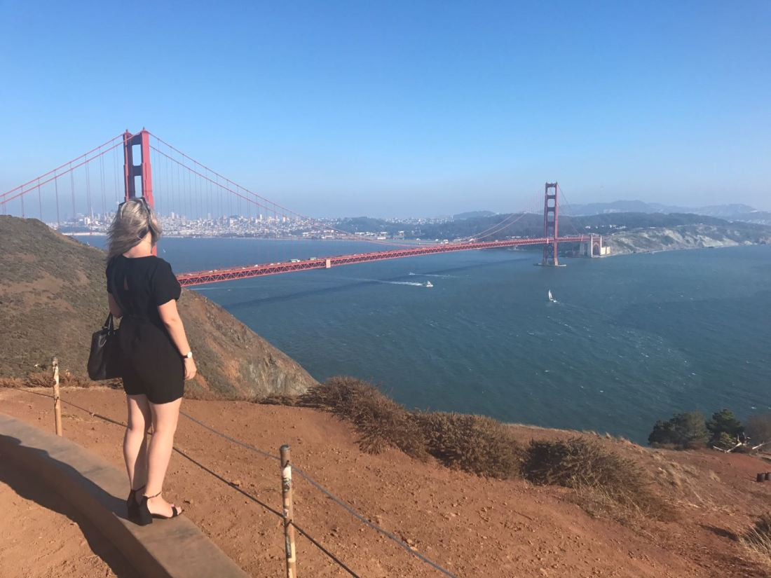 Travelling San Francisco while living in Canada