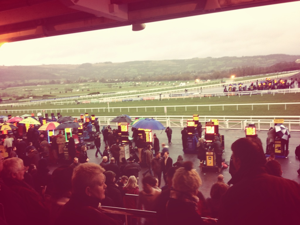 New Year's Day at Cheltenham Races