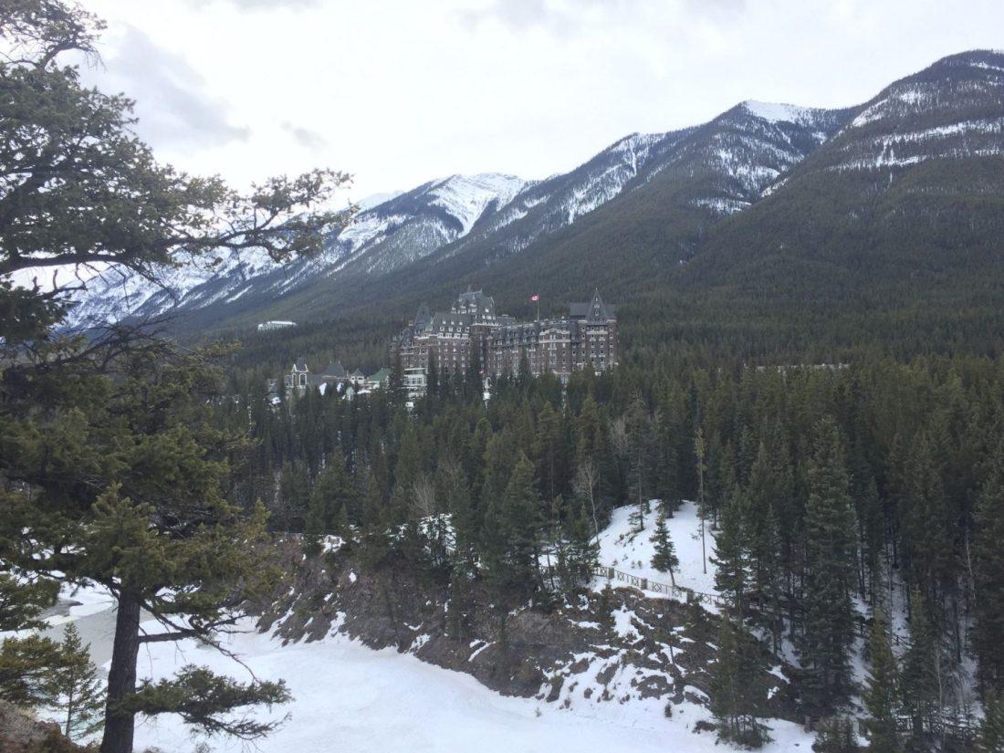 Fairmont Banff Springs, Banff, Alberta
