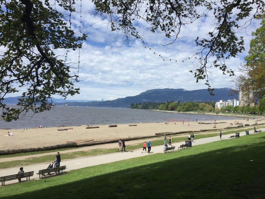 Summer in Kitsilano, Vancouver