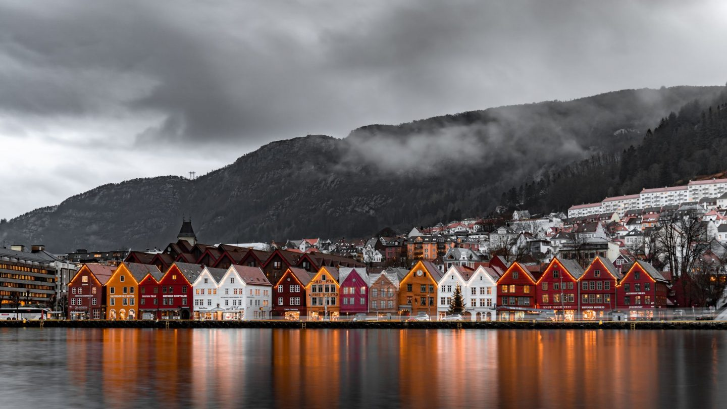Travel wish list: Bergen, Norway