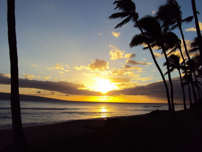 My favourite beaches: Kaanapali Beach, Maui