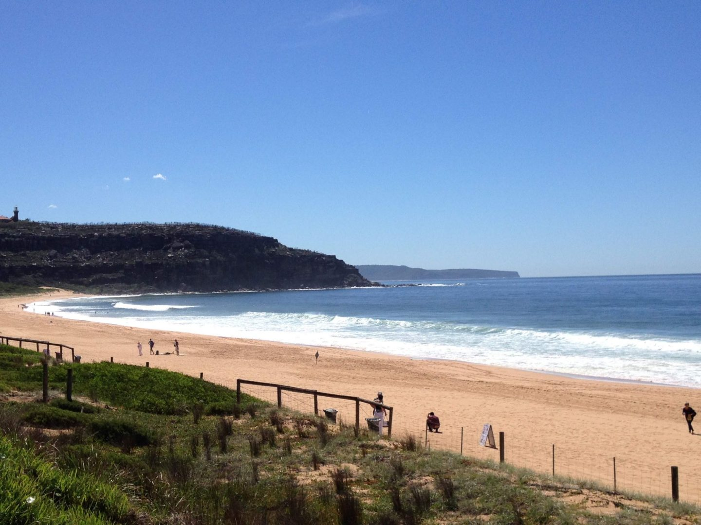 My favourite beaches: Palm Beach, Sydney and Barrenjoey
