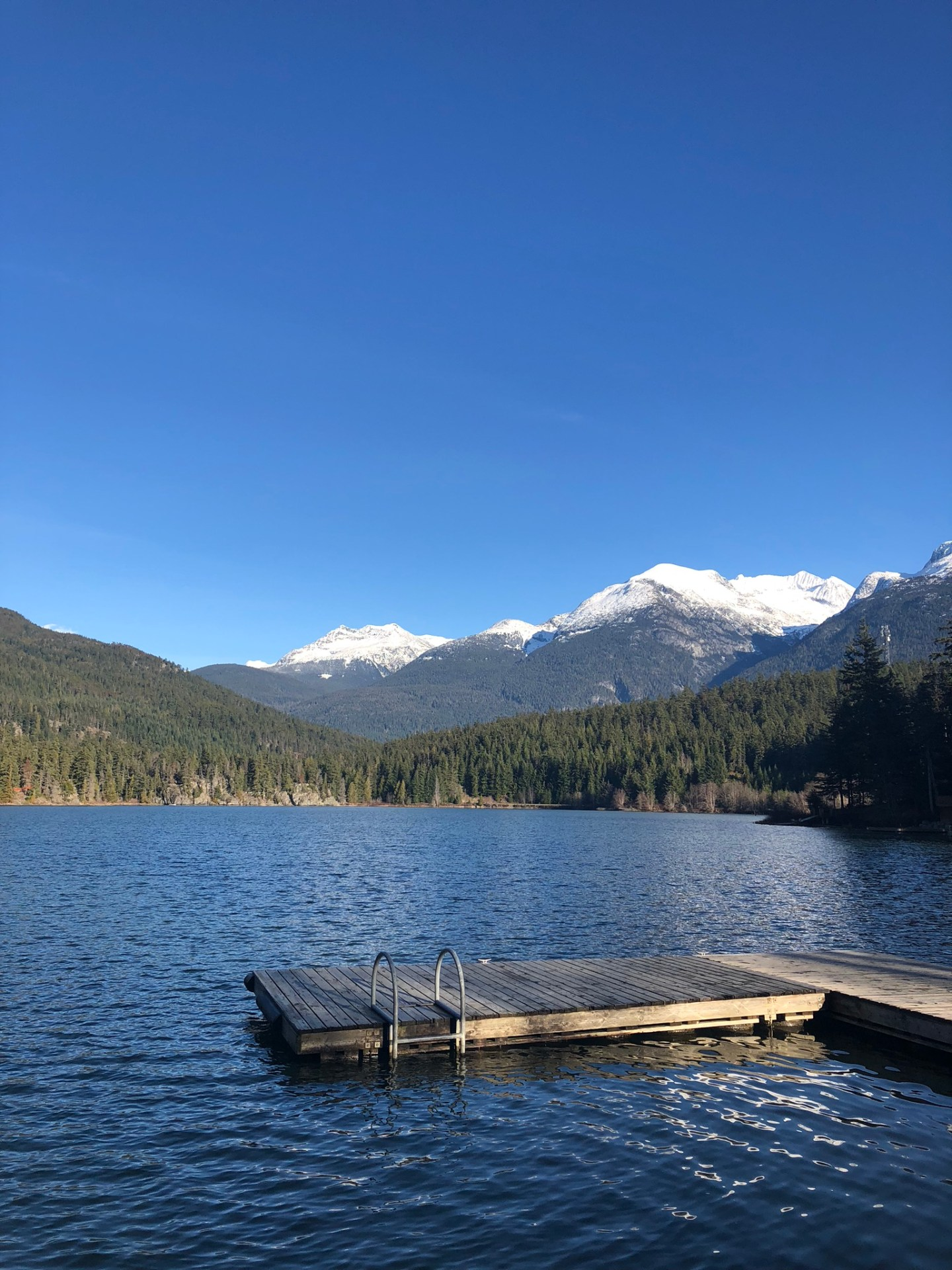 Green Lake, Whistler