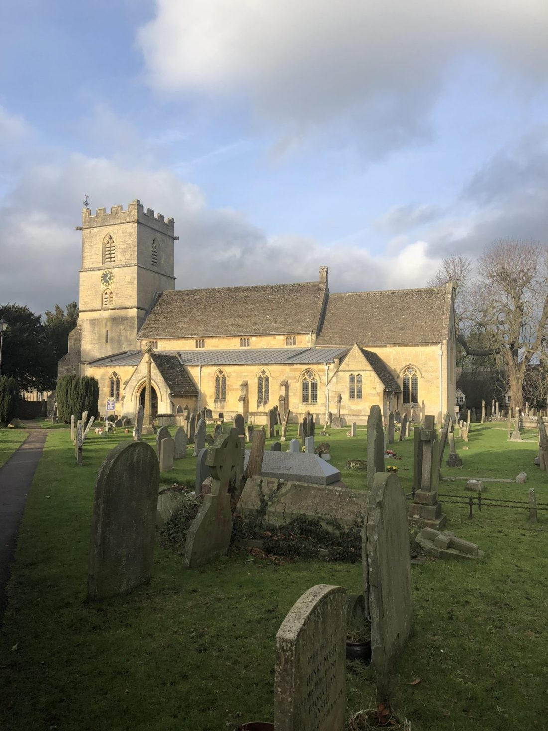 St Mary's Church, Prestbury