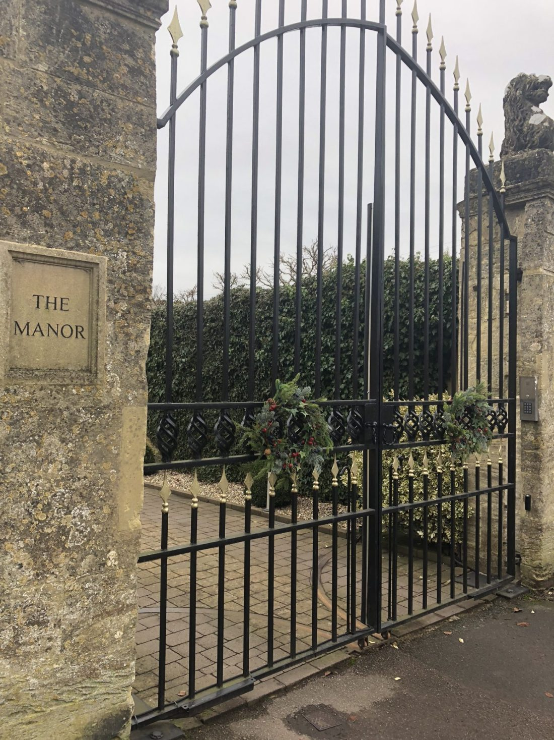 Home for the holidays: The Manor, Bourton on the Water