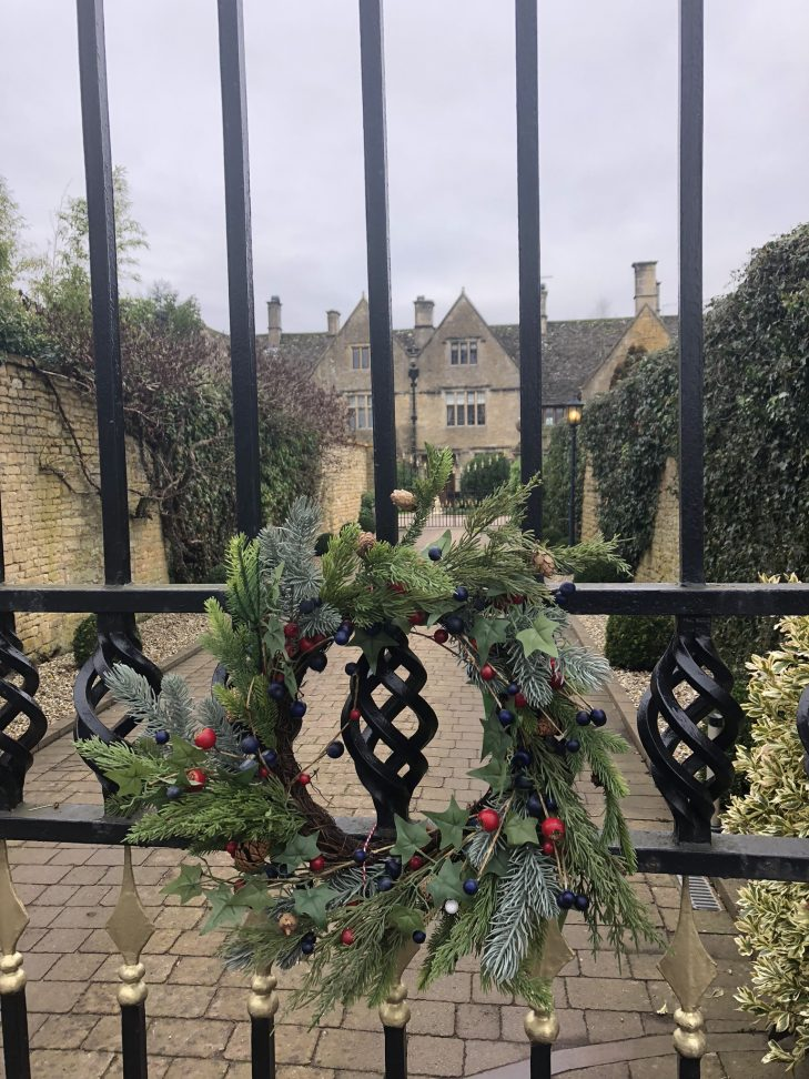 Home for the Holidays: Back in the UK