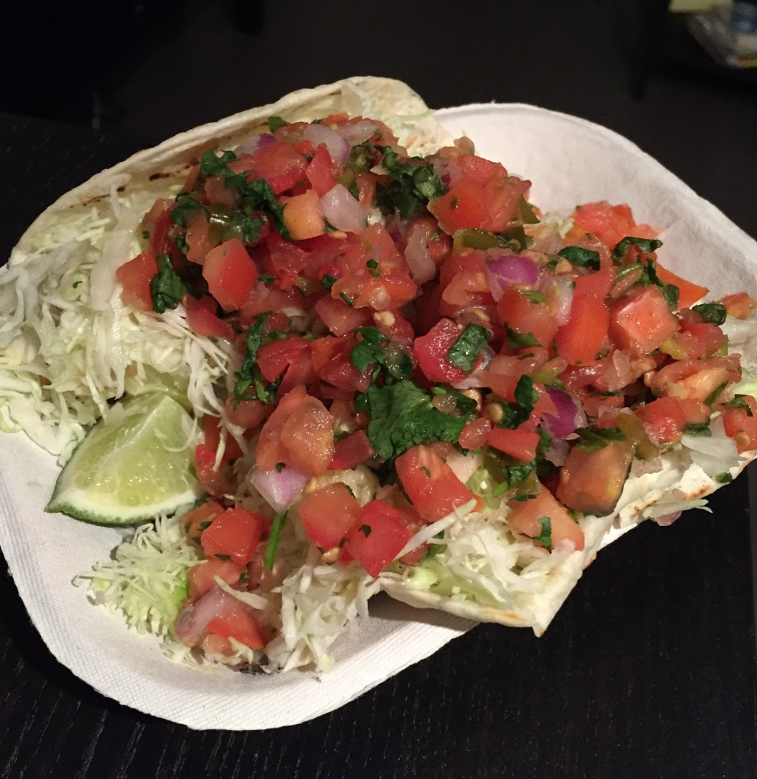 What to eat in Vancouver: fish tacos from Tacofino, Vancouver