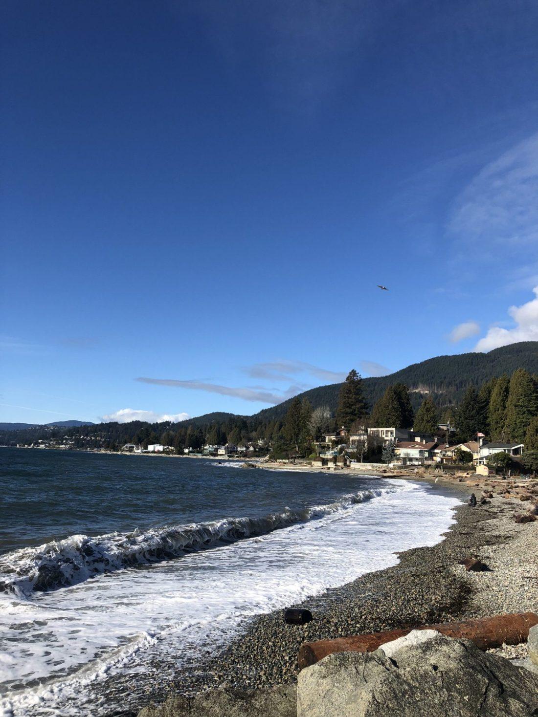Dundarave Beach, West Vancouver