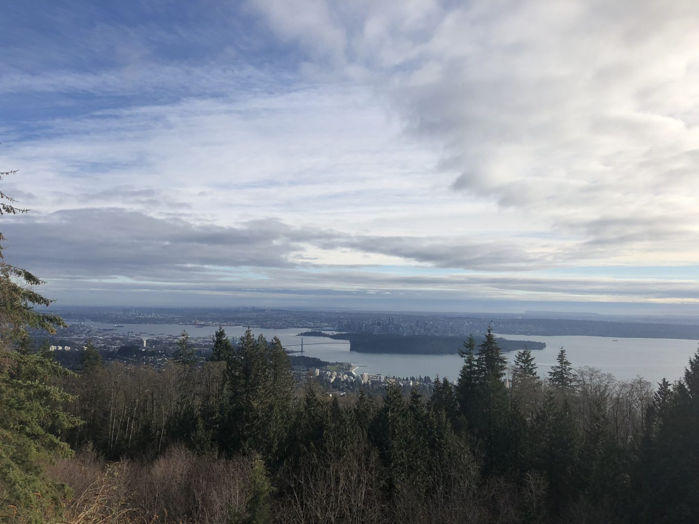 Views from West Vancouver