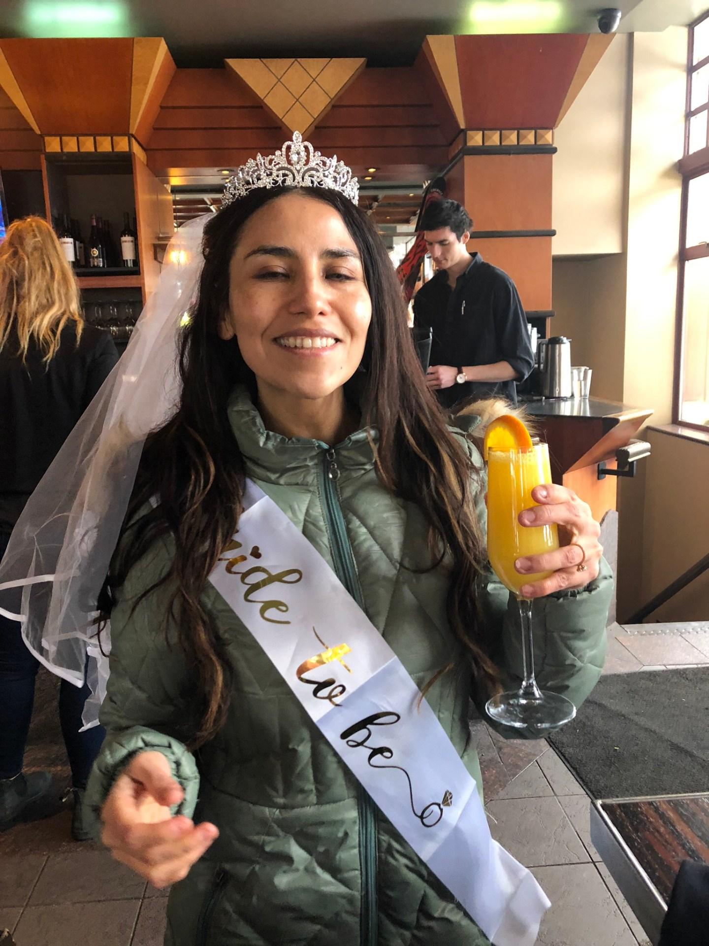 Bachelorette in Whistler, Canada