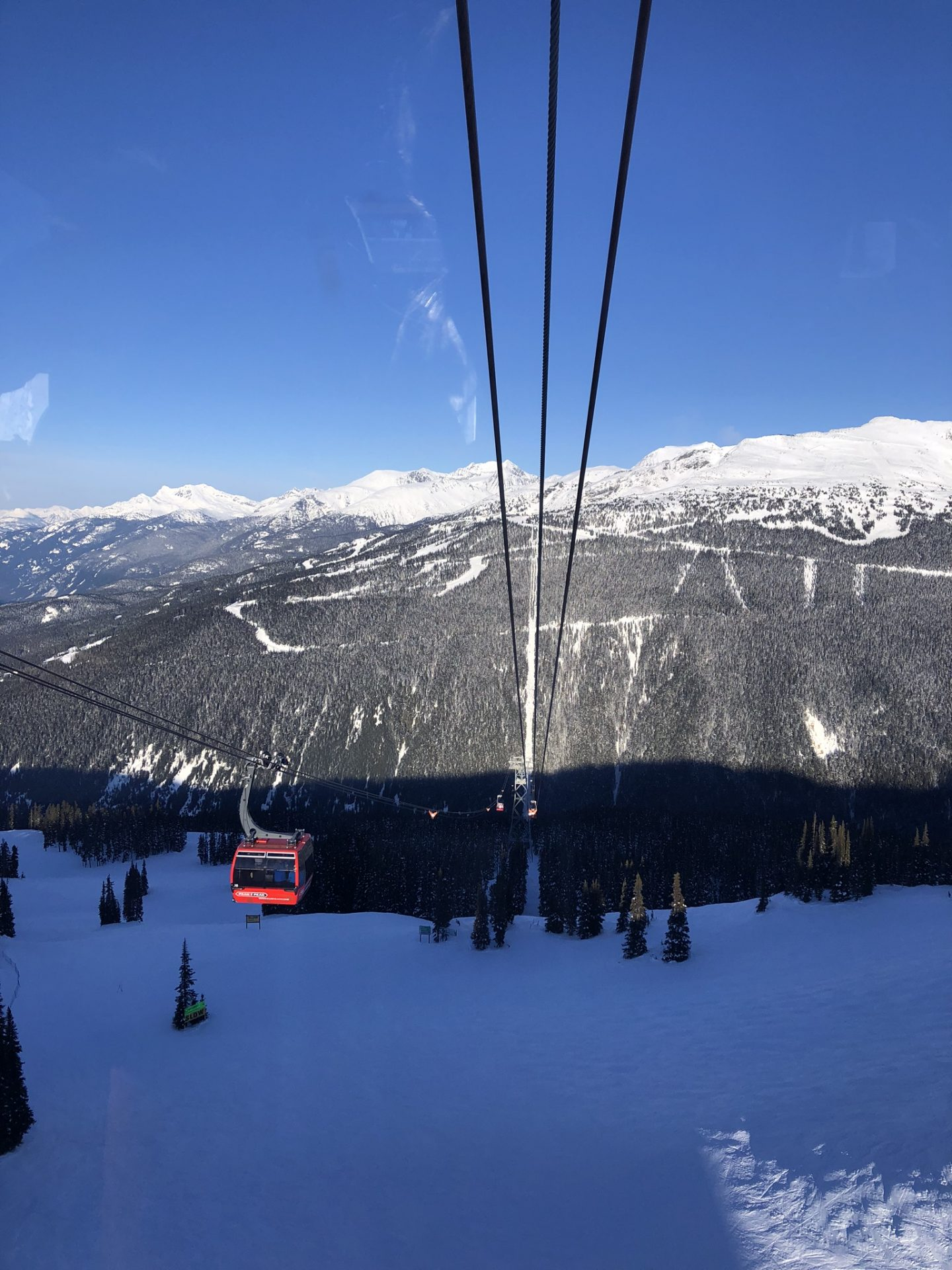Peak to Peak Gondola, Whistler, British Columbia