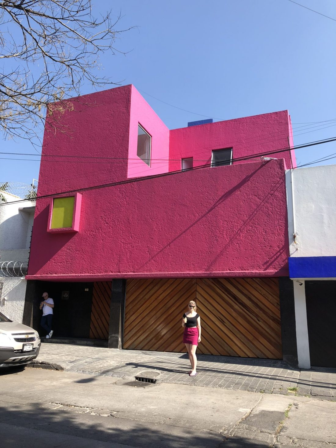 Casa Gilardi, Mexico City
