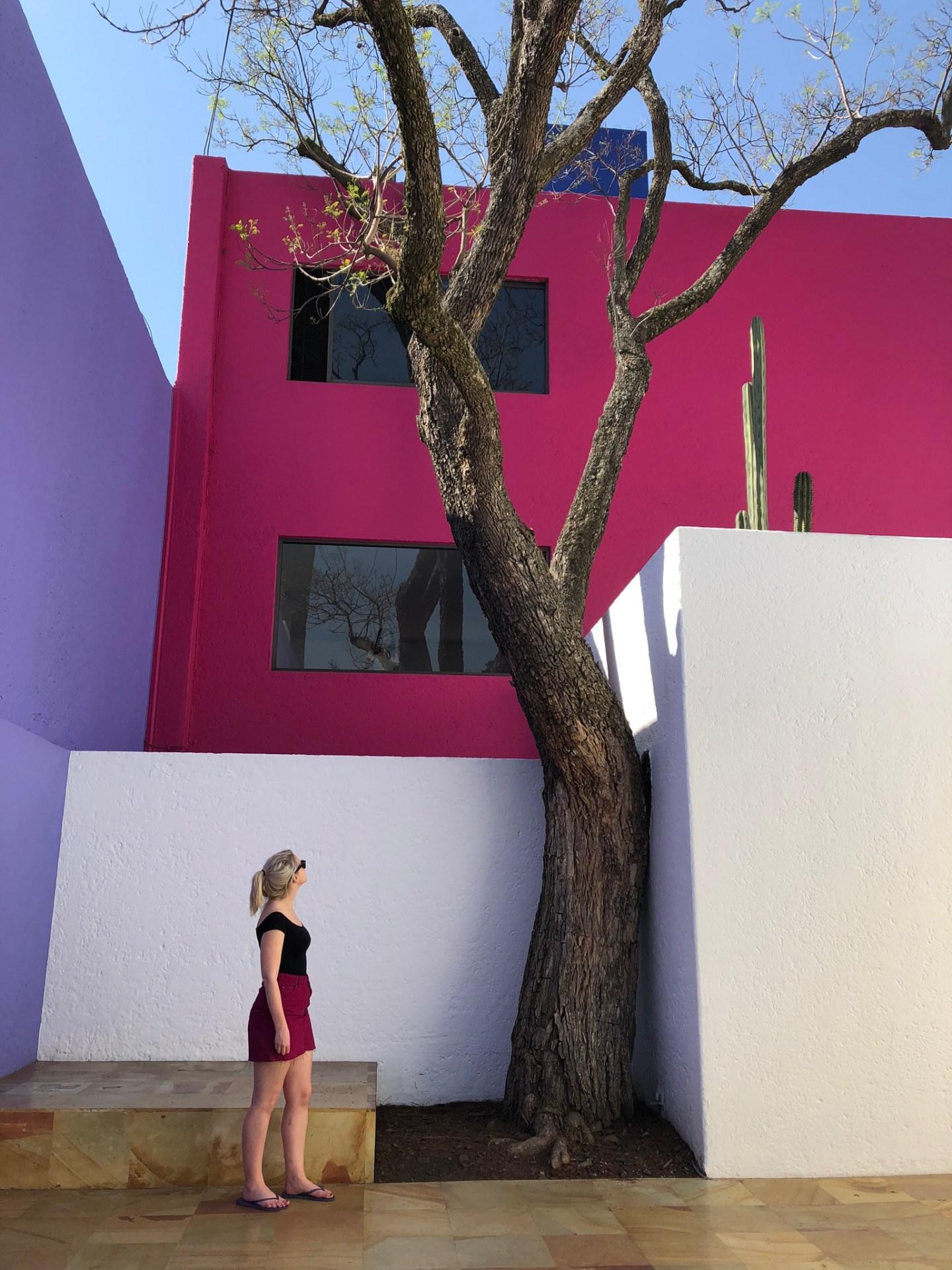 Laura at Casa Gilardi