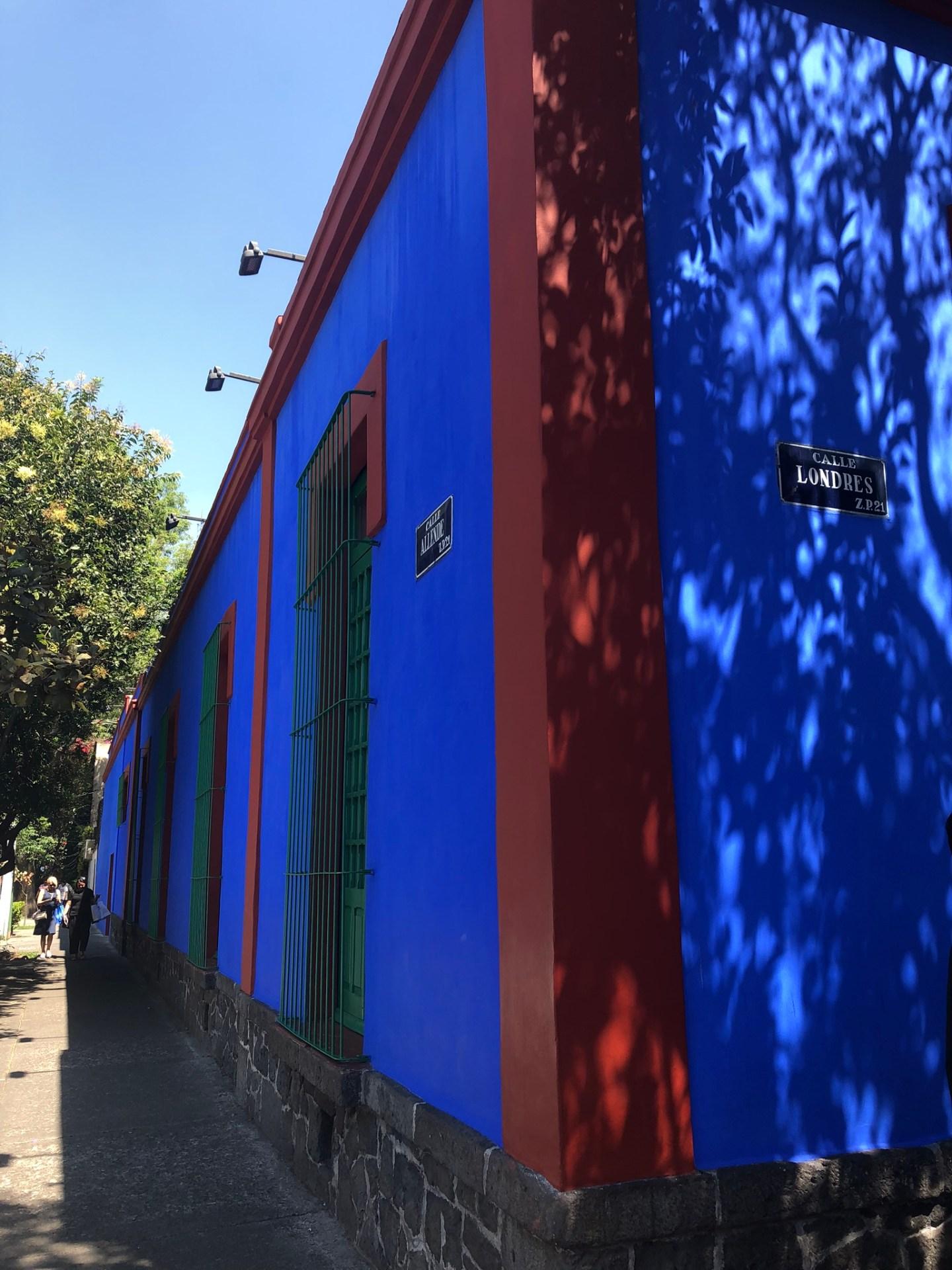 Casa Azul, Frida Kahlo Museum