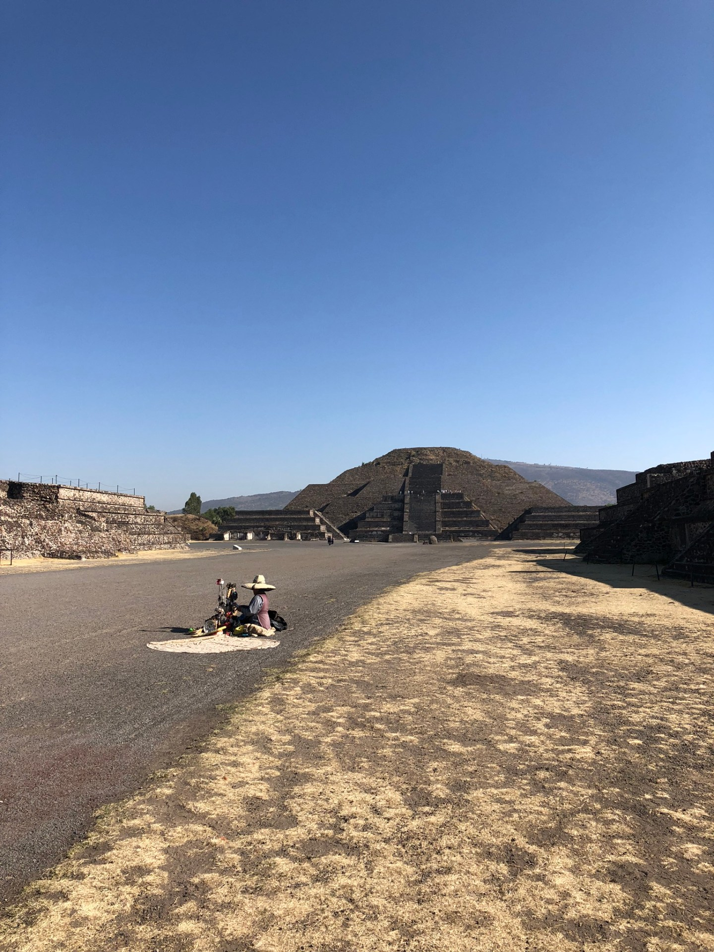 Avenue of the Dead, Teotihuacan