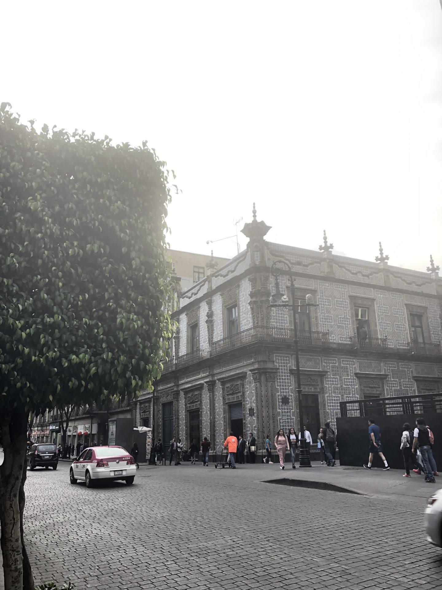 The House of Tiles or La Casa de los Azulejos, Mexico City