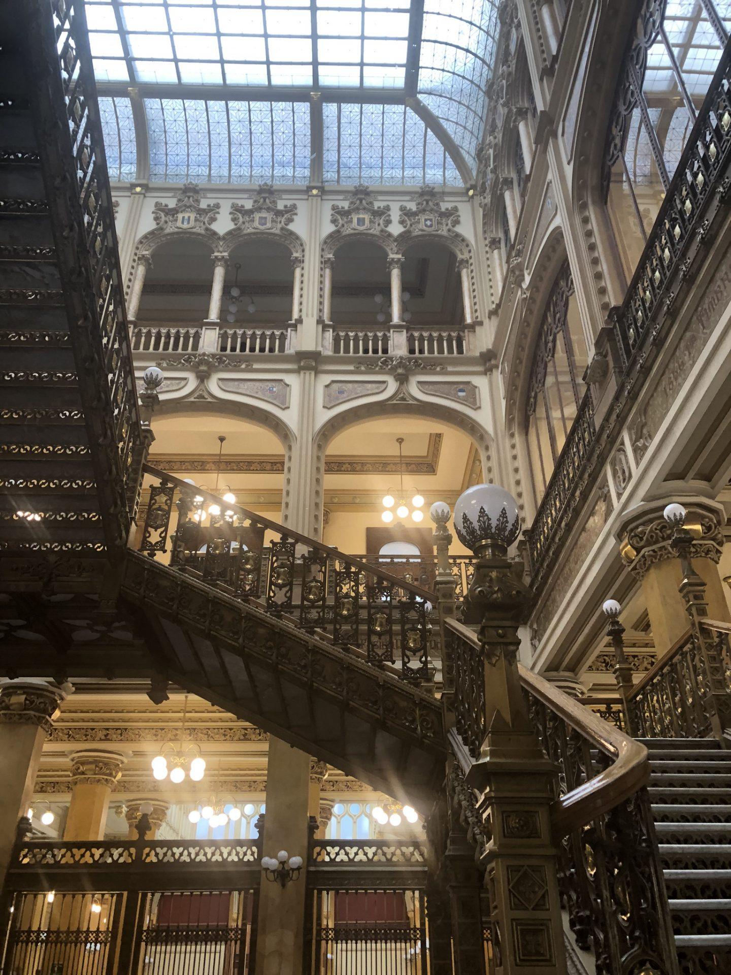 Palacio Postal, Mexico City