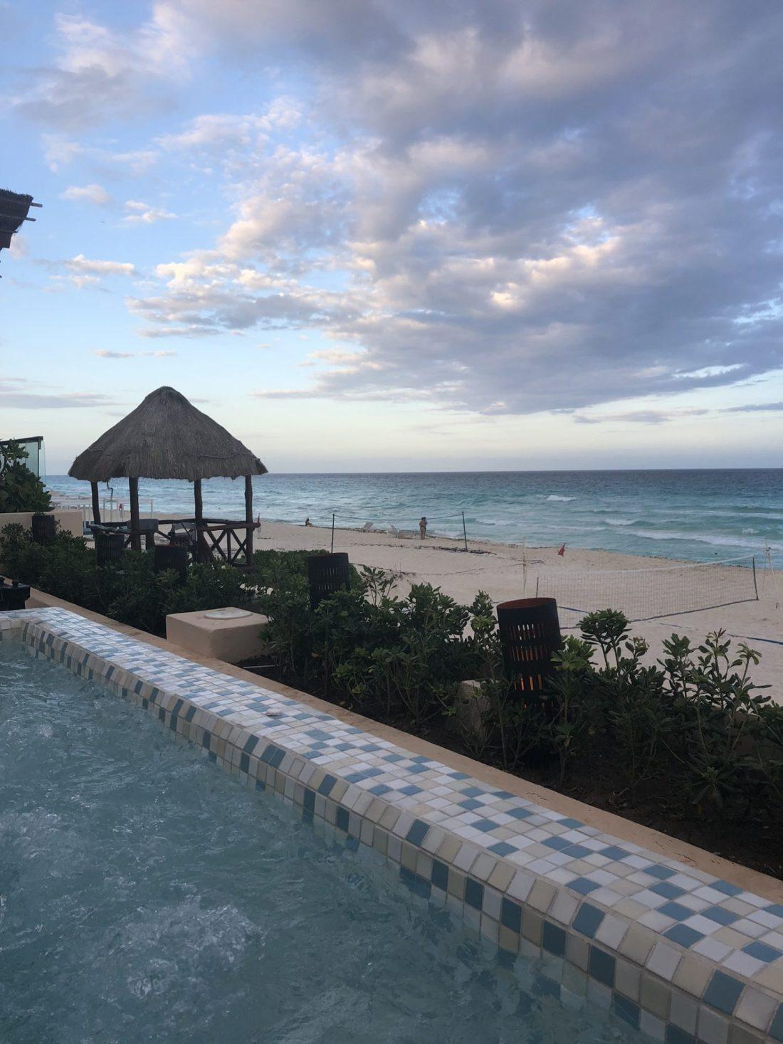 Secrets The Vine, Cancún jacuzzi