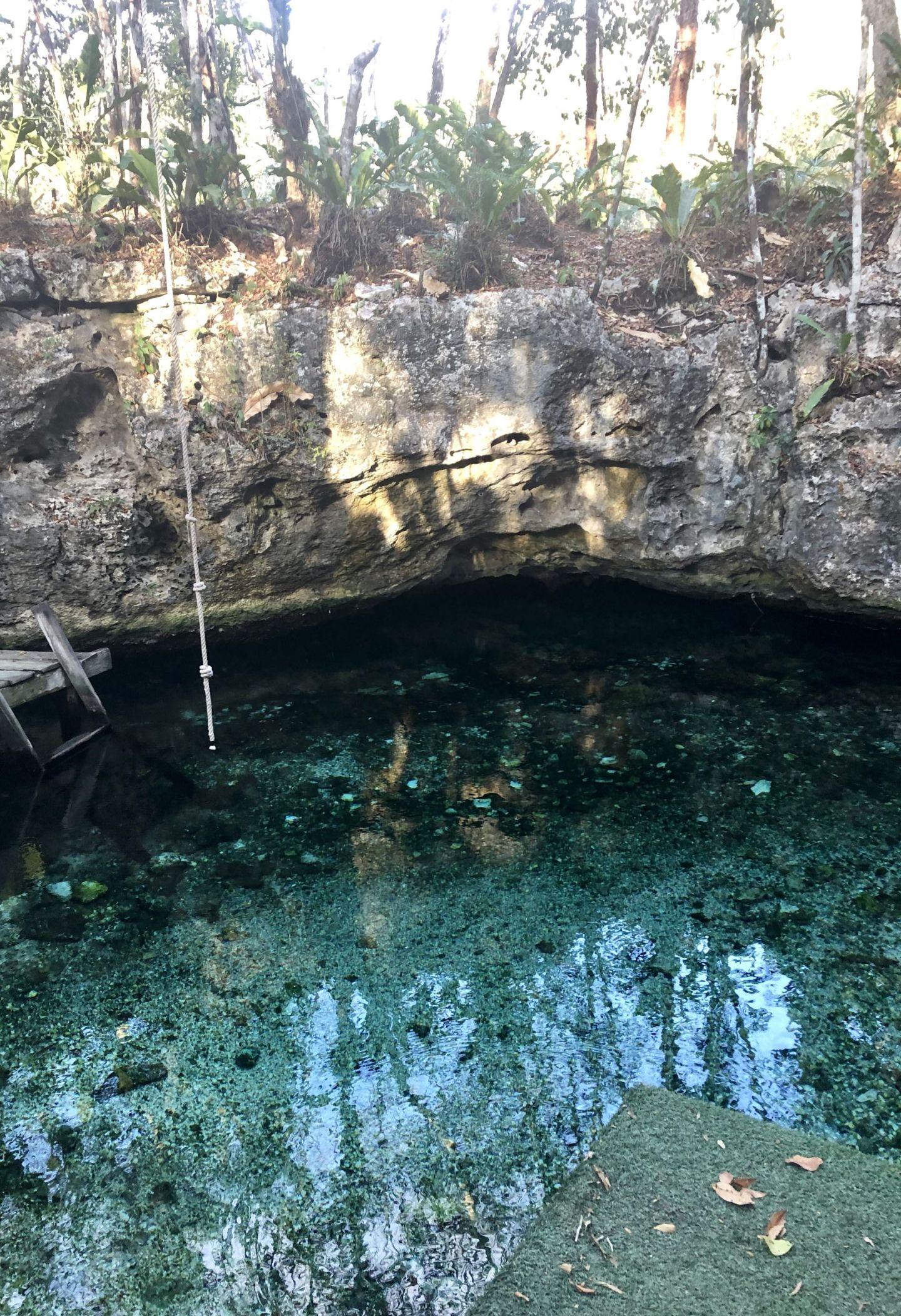 Cenote Gloria, Riviera Maya