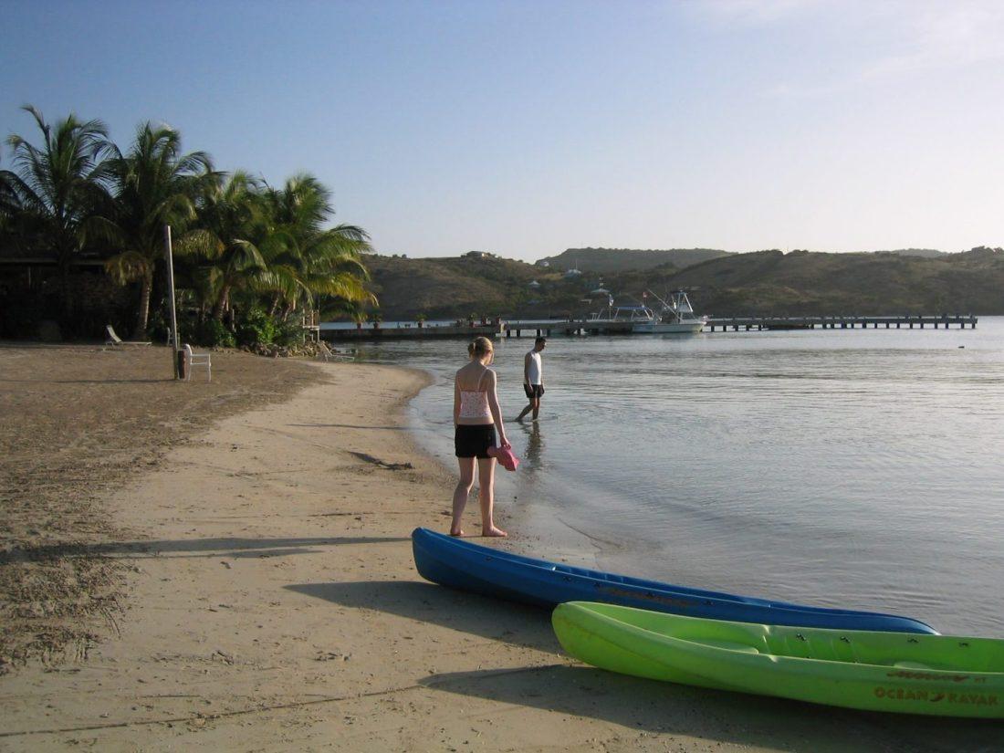 Mamora Bay Beach, Antigua