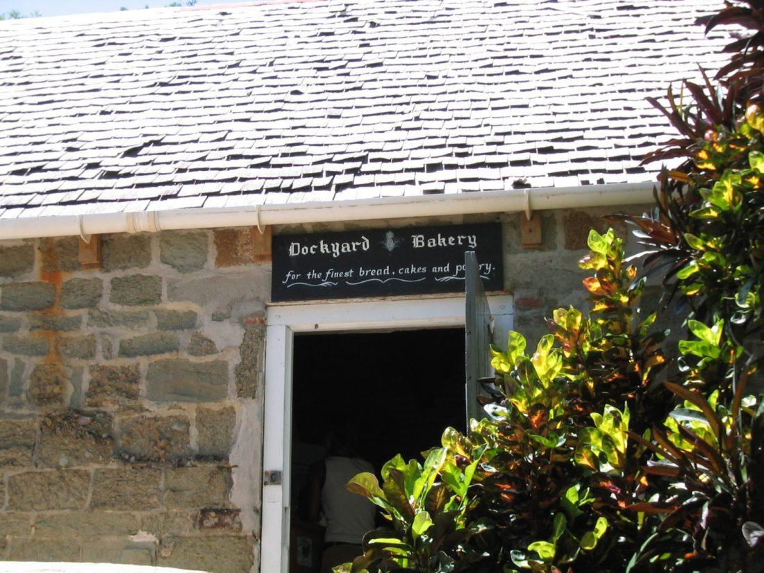 Dockyard Bakery, Antigua