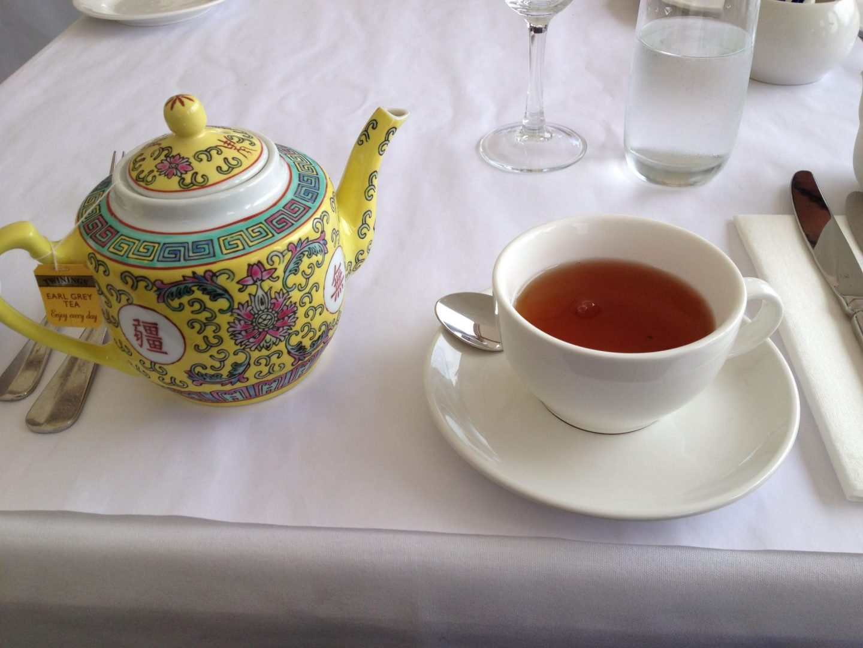 Teapot on Fort Denison, Sydney