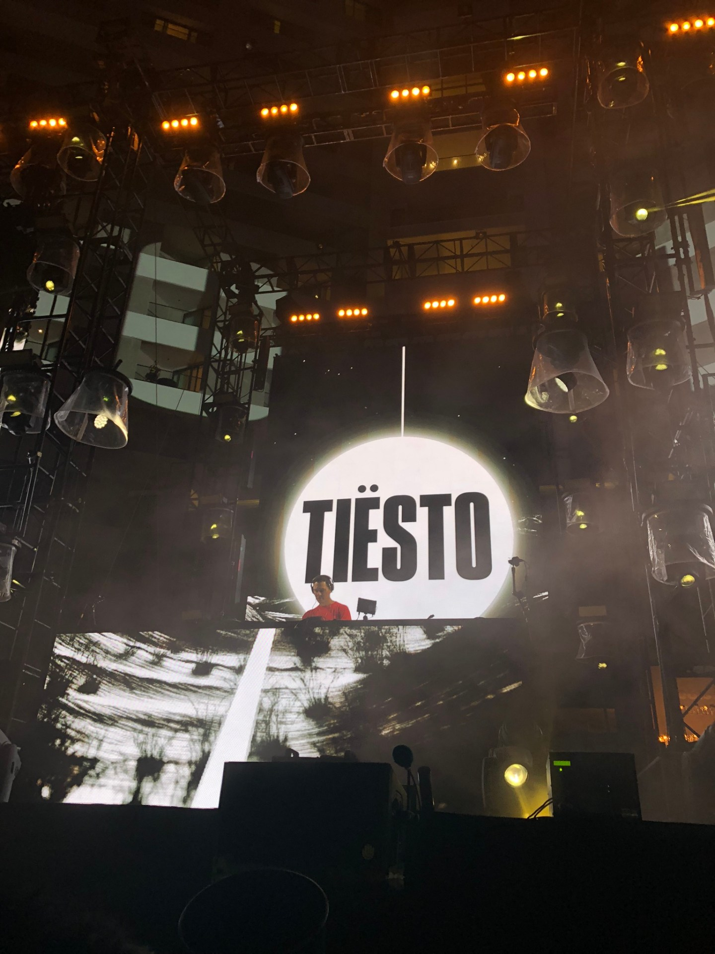 Tiesto at Spring Break in Cancun, Mexico
