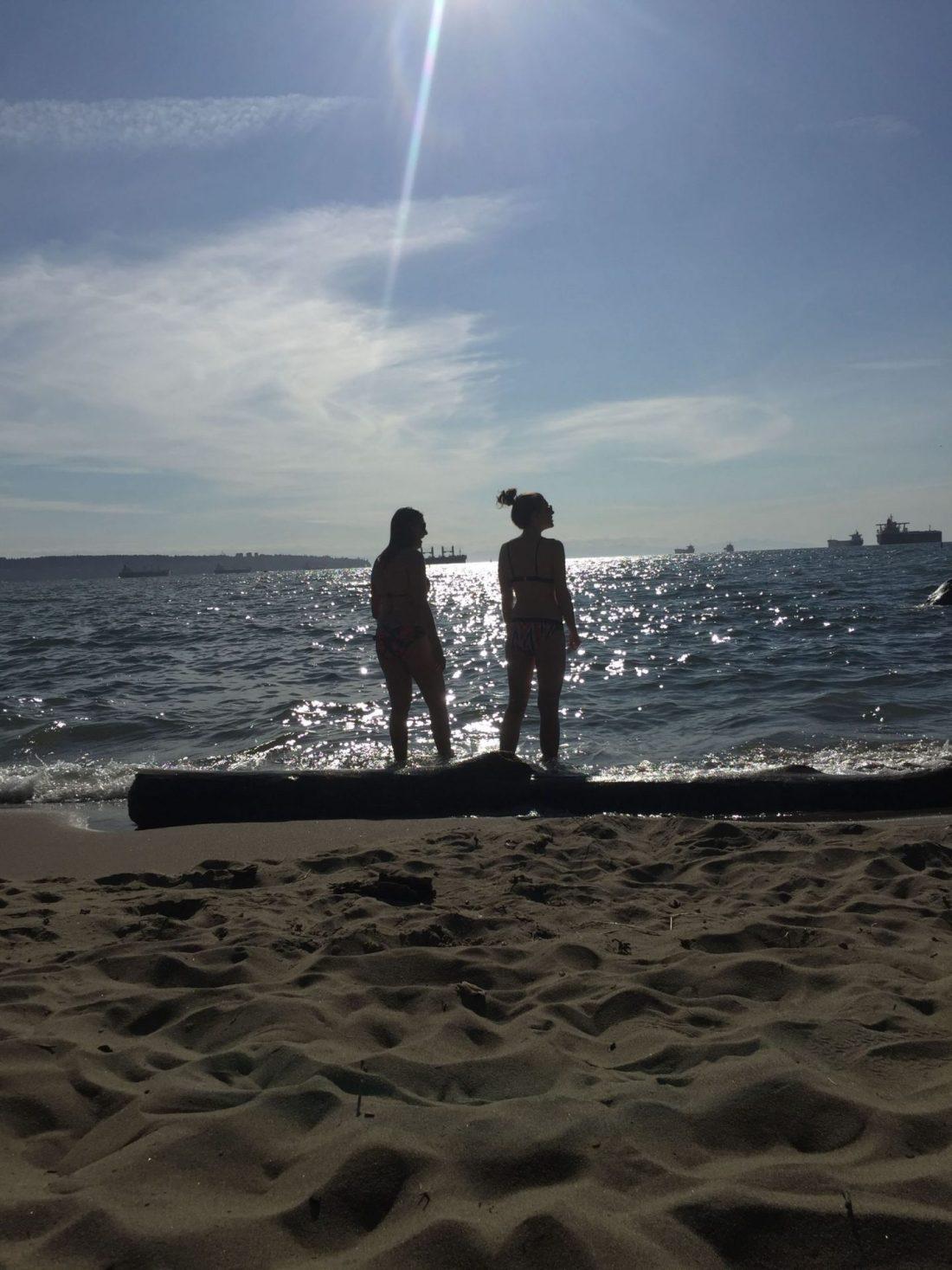 Vancouver's best beaches: Third Beach