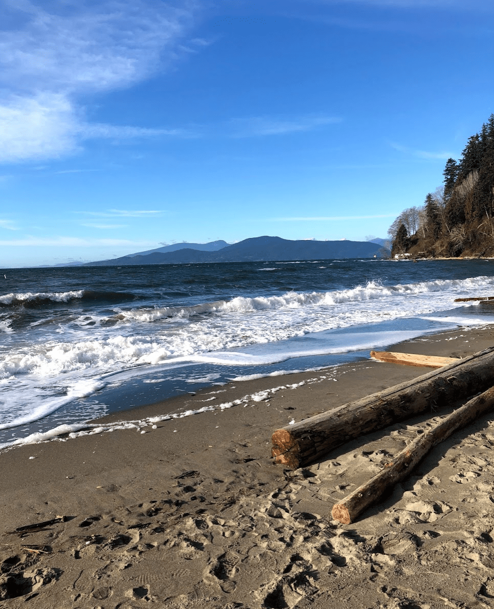 What to do in Vancouver: Visit Wreck Beach