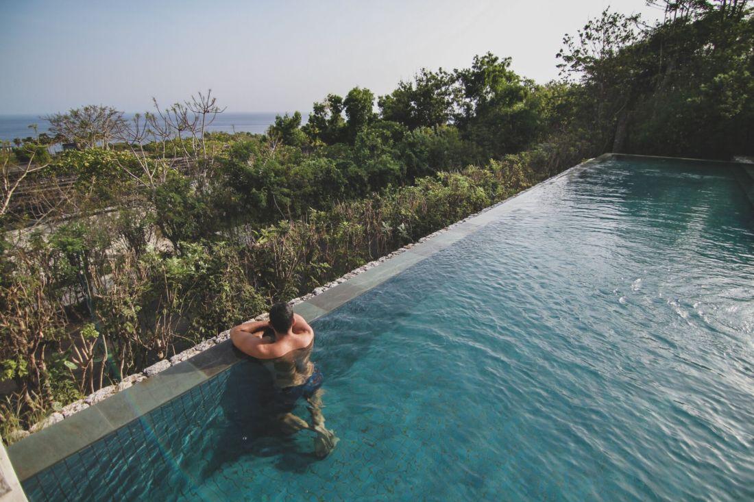 World's best swimming pools: Hanging Gardens, Bali