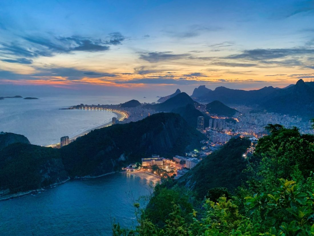 The best party cities in the world: Rio de Janeiro, Brazil