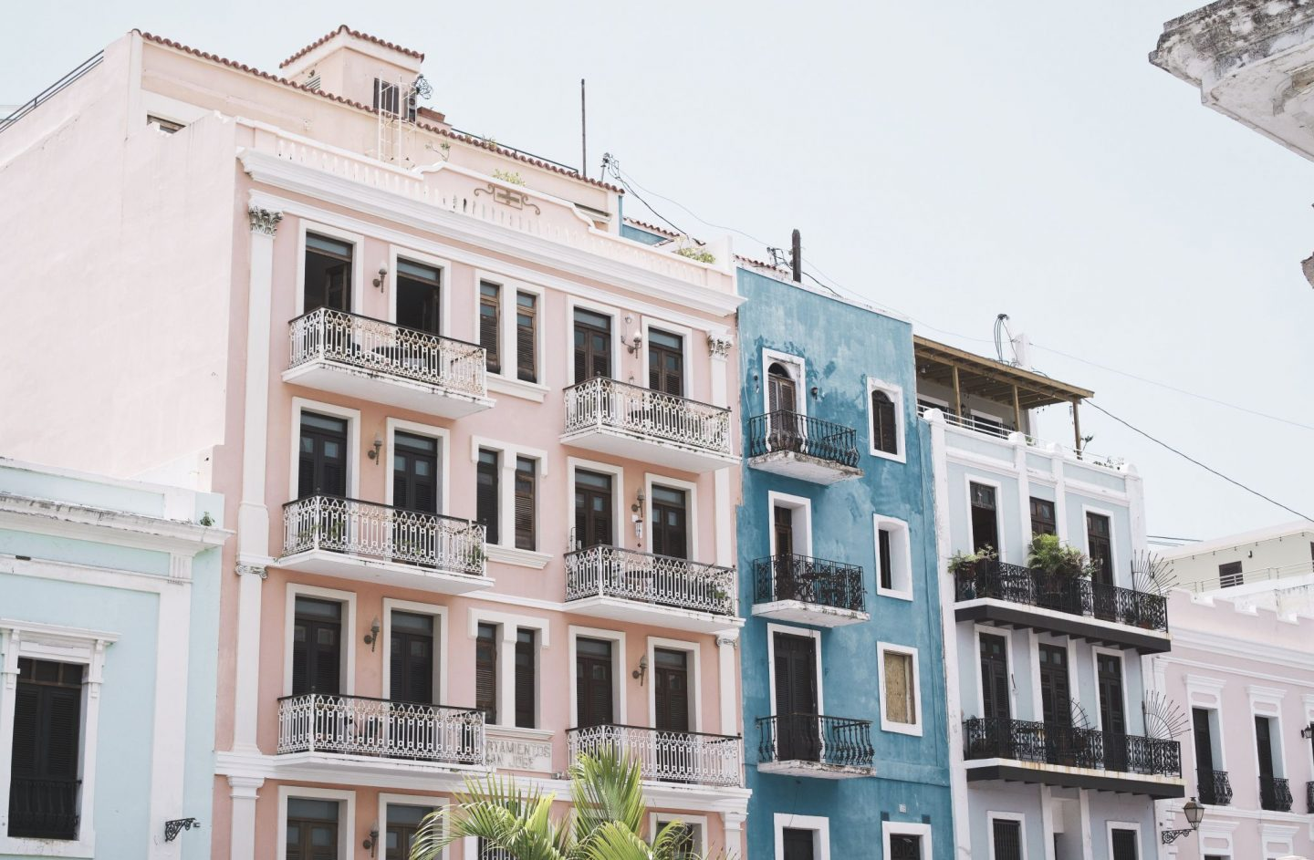Old San Juan, Puerto Rico is one of the world's most colourful cities