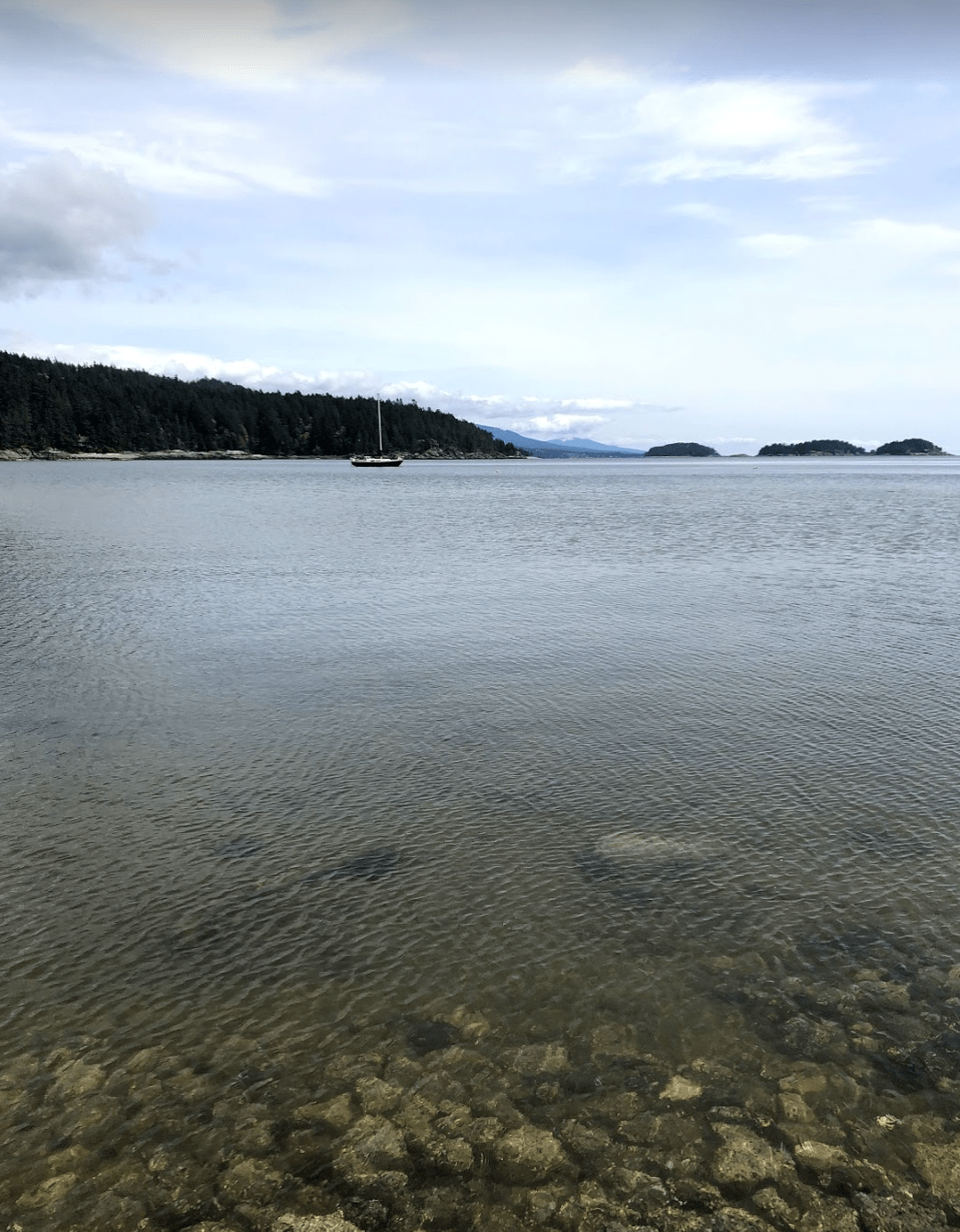 Sargeant Bay, South Sunshine Coast, BC
