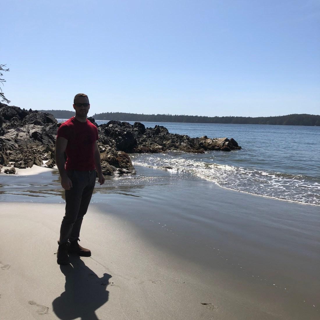 Tonquin Beach, Tofino