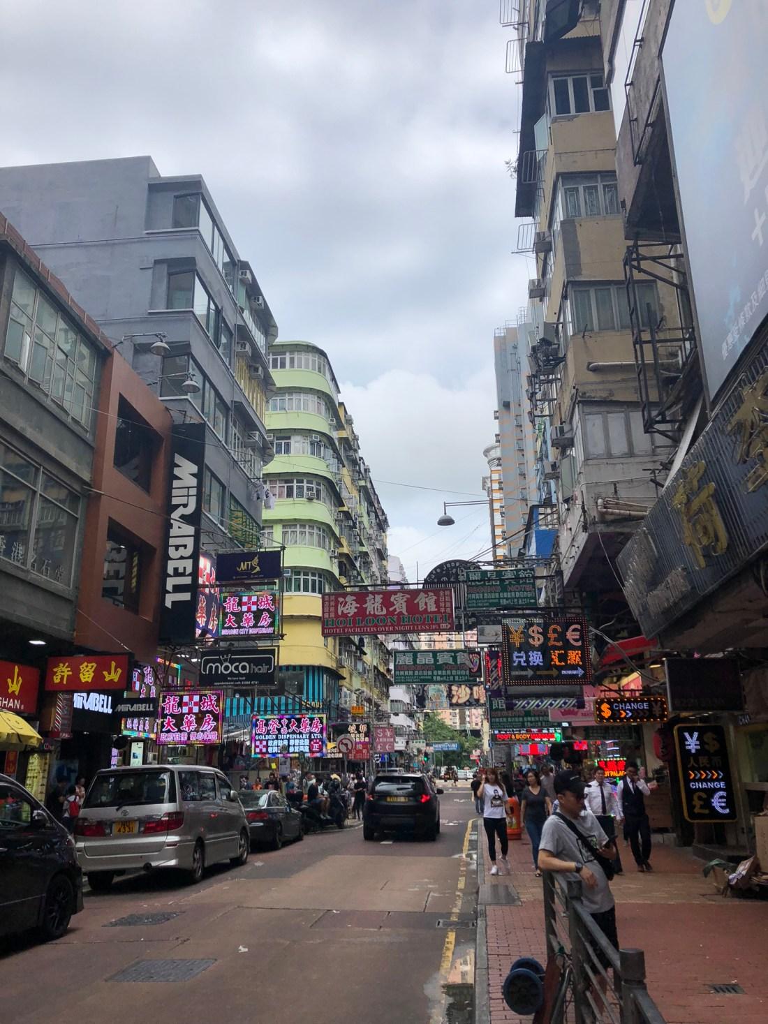 Mong Kok, Hong Kong