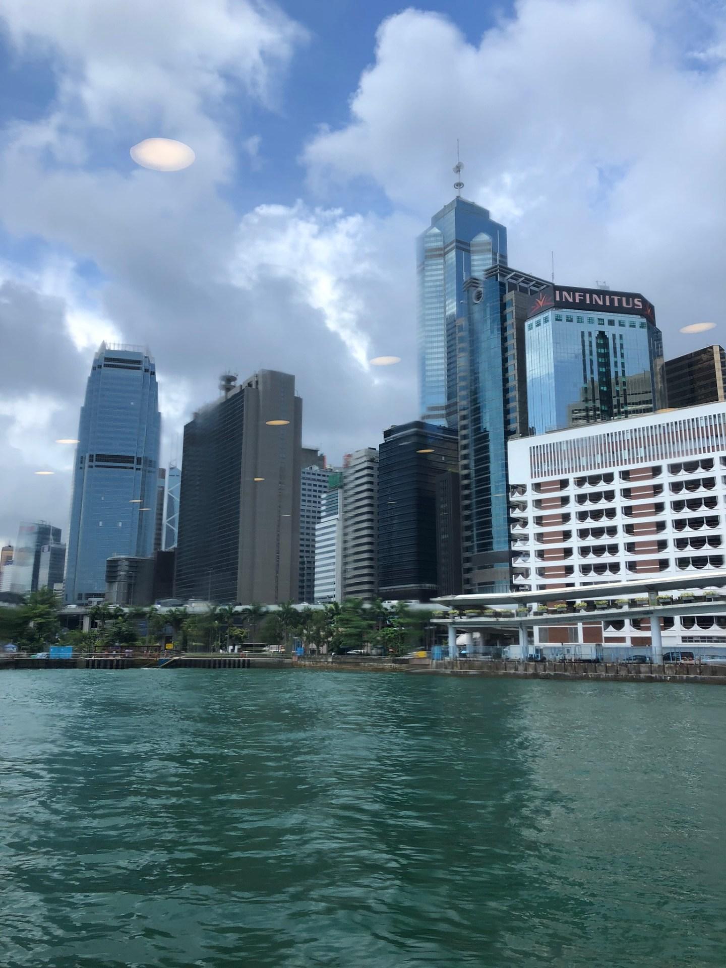 Ferry from Hong Kong to Macau