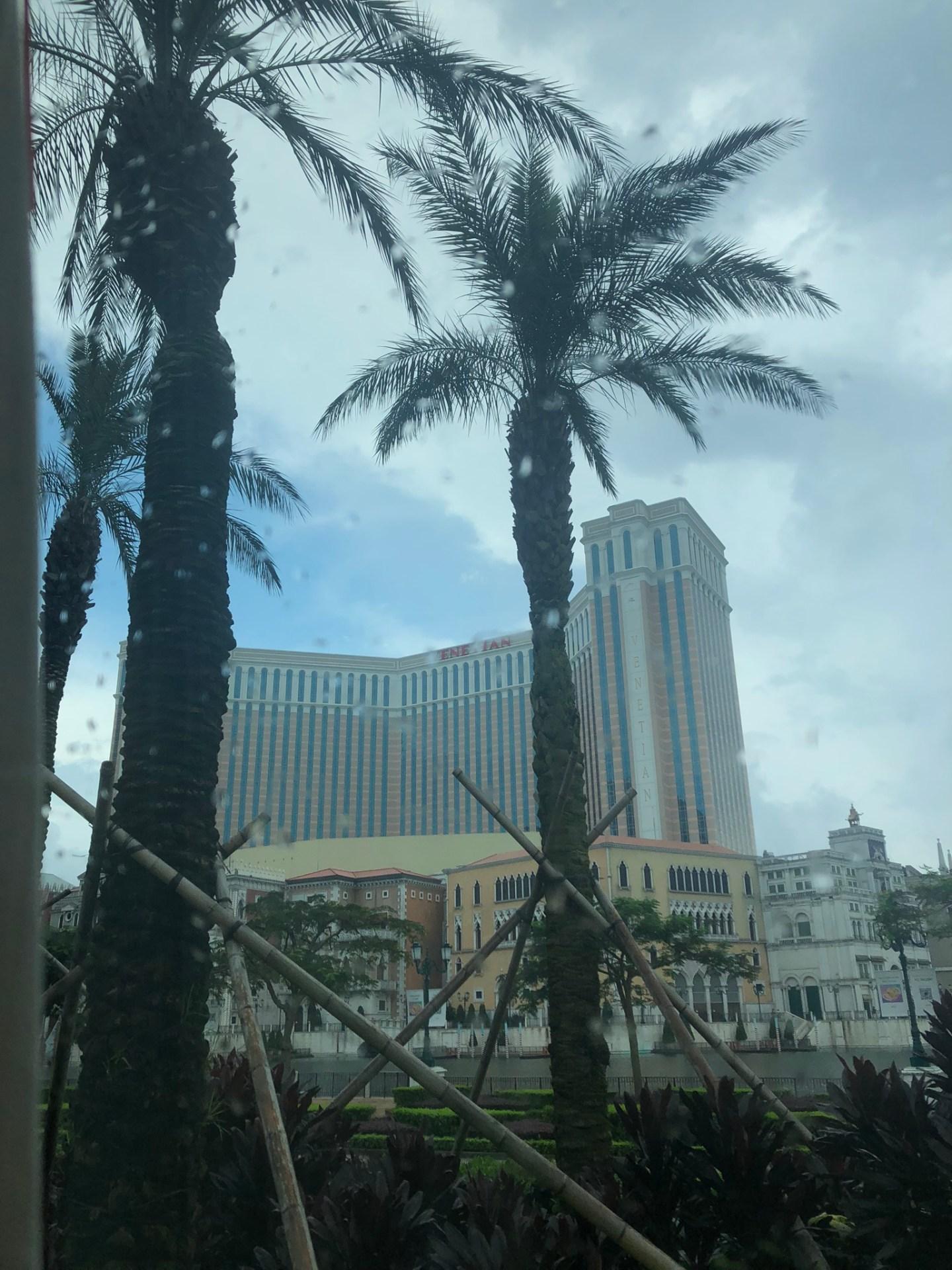 The Venetian Macau on the Cotai Strip