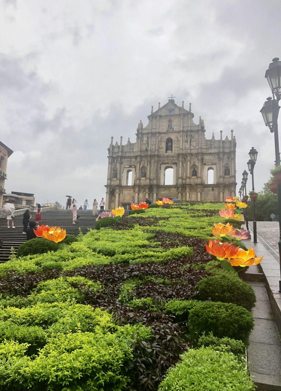 Ruins of St Pauls, Macau