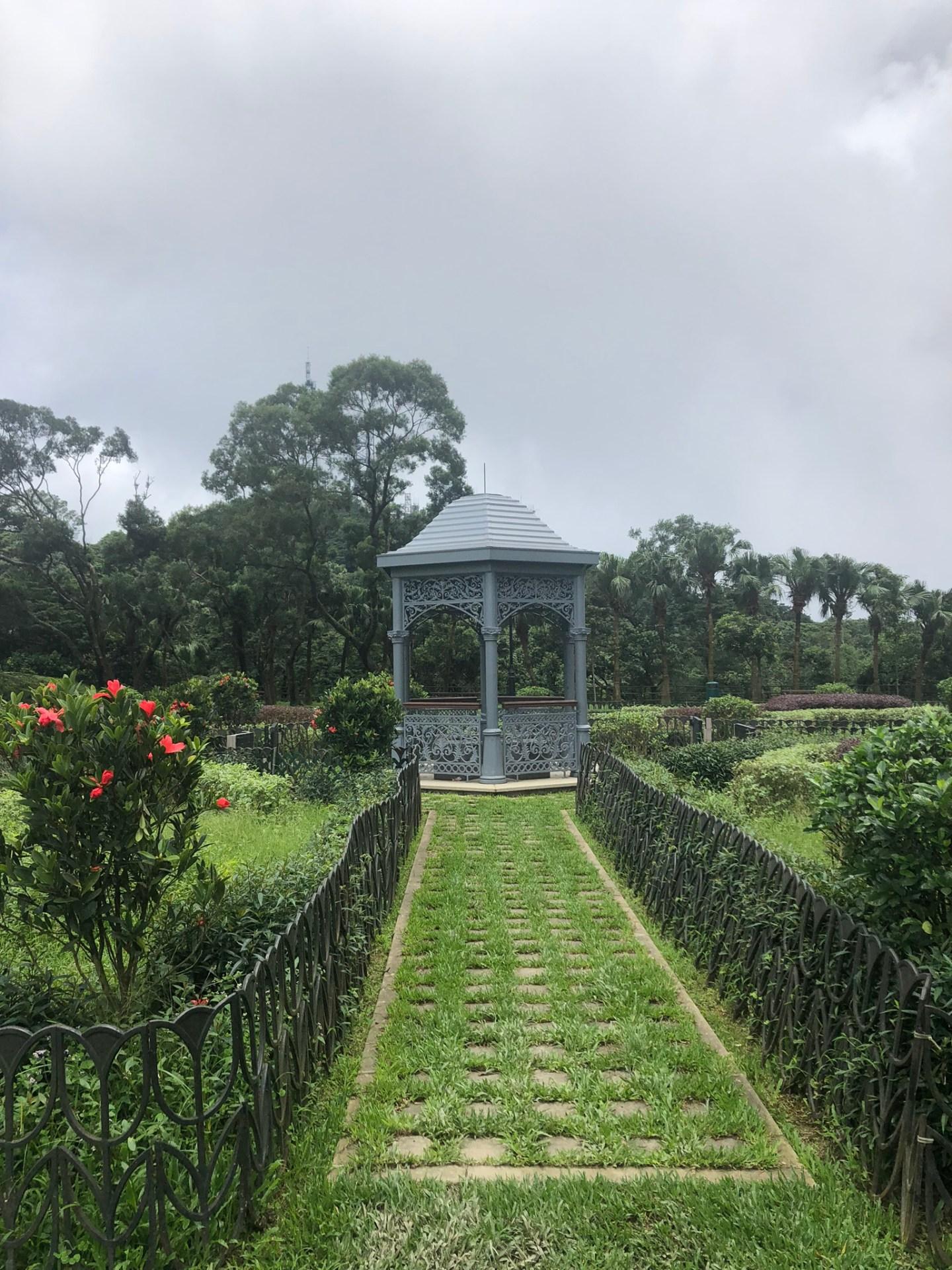 Victoria Peak Garden, Hong Kong