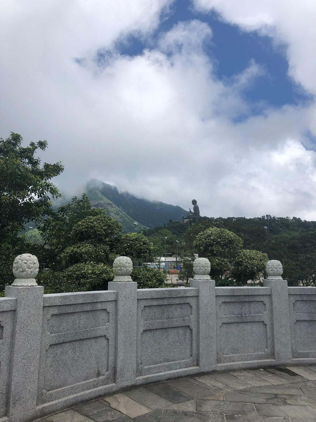 Tian Tan Buddha on Lantau Island